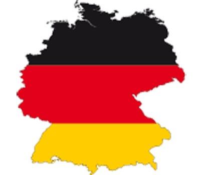 Germany-Map-Flag