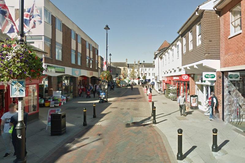 Ipswich Street, Stowmarket