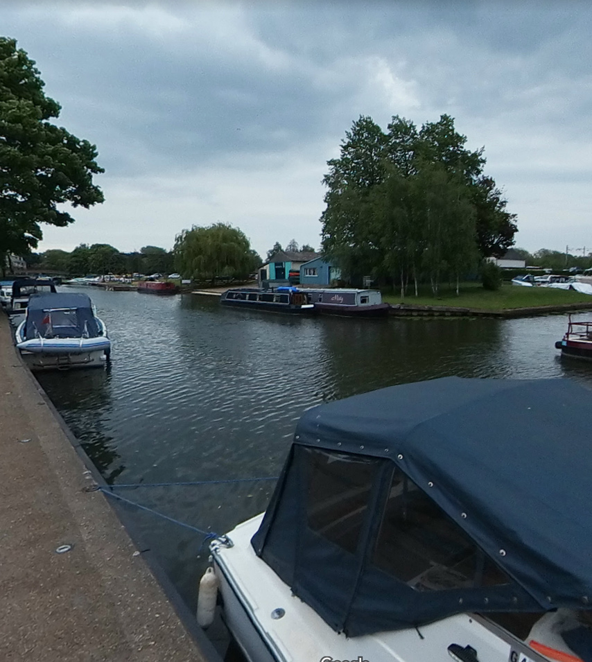 Ely, Cambridgeshire Riverside